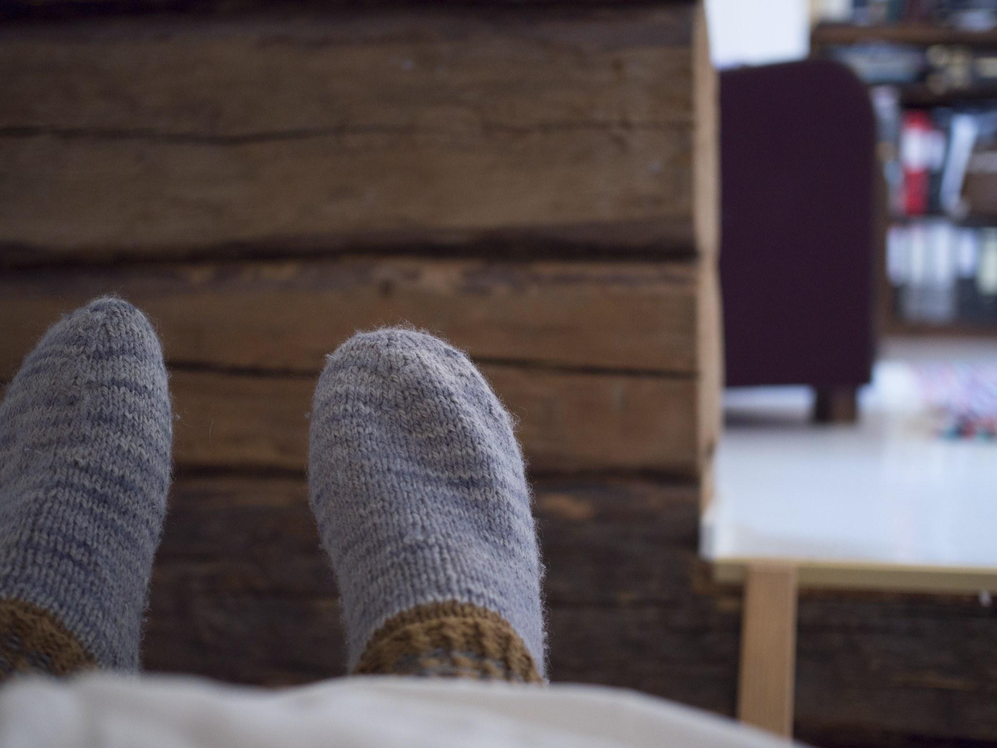 lepo villasukka sänky rentoutuminen